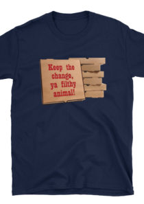 Keep The Change Unisex T-Shirt